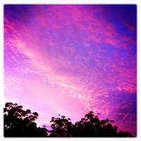 Sunset - Silverdale NSW