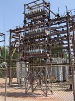 OG&E 69-kV Substation with KVAR Switching
