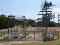 OG&E Substation with Disconnected Low Side