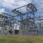 """OG&E Shawnee, OK Broadview of Substation"" by TheElectricOrphanage"