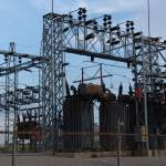 """KG&E 69-kV Substation Transformers"" by TheElectricOrphanage"