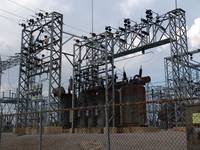 KG&E's 69-kV Substation with Transformers
