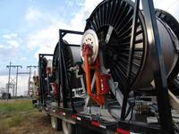 Westar Energy Transmission Project: Stringing Reel