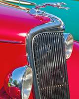 34 Ford Mascot, Red