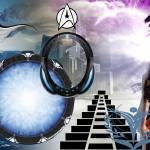 """Angelina Manners & Peace Utopia"" by nizstaro"