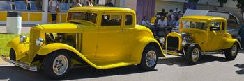 Yellow Rods