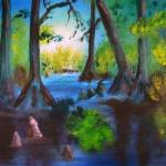 """08082012 Honely Island Swamp"" by garlandoldham"