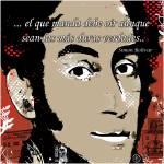 """Simon Bolivar (square)"" by jruiz"