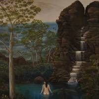 Impressions from the Blue Mountains Art Prints & Posters by Mans Carlsson-Sweeny