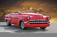 1954 Chevrolet Custom Convertible 2
