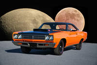 1969 Plymouth Road Runner 2