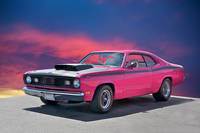 1968 Dodge Duster
