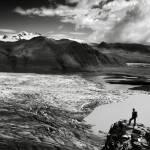 """Iceland: Glacier Tongue"" by sensorfleck"