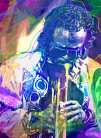 Miles Davis Painter of Jazz