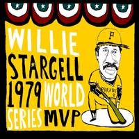 Willie Stargell Pittsburgh Pirates