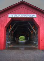 Zumbrota River Covered Bridge