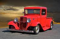1932 Ford Pick-Up Truck
