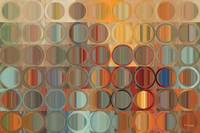 Circles & Squares 15. Modern Decor Art