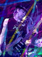 Stevie Ray Vaughan Sustain