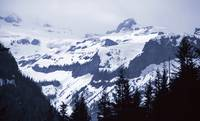 Mountains and Snow - Cascades - Mt. Rainier