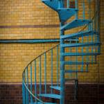 """Spiral Staircase"" by Inge-Johnsson"