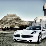 """Fisker Karma EcoChic"" by roadandtrackphotos"