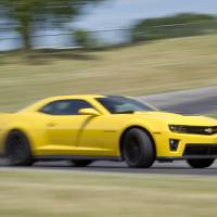 Chevrolet Camaro ZL1 Art Prints & Posters by Road & Track