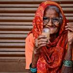 """""""A Lady and her Chai"""" by valerierosen"""