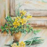 """Daffodils"" by maja_radocaj"