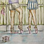"""Ballet Practice"" by thuraya"