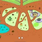 """Mushroom Field 1"" by tamajongphilip"