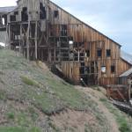 """Champions Mill Mine 3, near Leadville, Colorado"" by Nielswright"