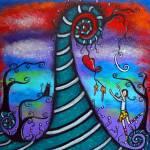 """Finding Love"" by juliryan"