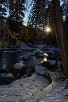 Gore Creek 2, Vail Colorado Winter 2011