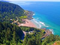 Cape Perpetua - Oregon Coast