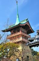 Original Two Storey Pagoda