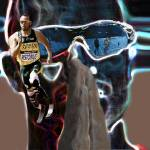 """Oscar Pistorius"" by LessardArt"