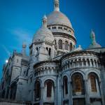 """Sacre-Coeur at Night"" by Inge-Johnsson"