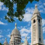 """Towering Sacre-Coeur"" by Inge-Johnsson"