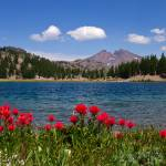 """Moraine Lake & Broken Top"" by aphimages"
