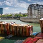 """Bouquinistes le long de la Seine"" by Inge-Johnsson"