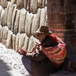 """Elderly Man  Cusco"" by mjphoto-graphics"