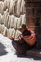 Elderly Man  Cusco