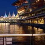 """Vancouver Convention Centre"" by raetucker"