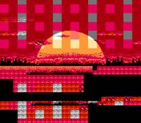 NES Hex Glitch - Bionic Commando 1