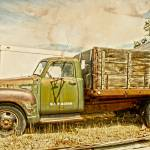 """Old Farm Truck"" by carmoli"