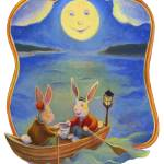"""Rowboat Rabbits"" by MattO68"