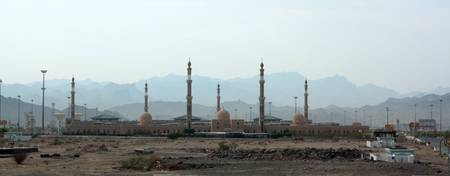 Namirah Mosque at Arafat, Saudi Arabia