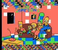 Simpsons, The - Bart Vs. the Space Mutants (U)-0