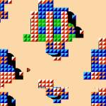 """NES Hex Glitch - Super Mario Bros 3"" by MaxCapacity"